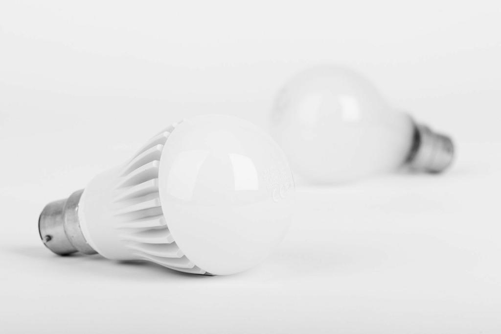 L'ampoule à led permet de faire des économies d'énergie tout en préservant l'environnement.
