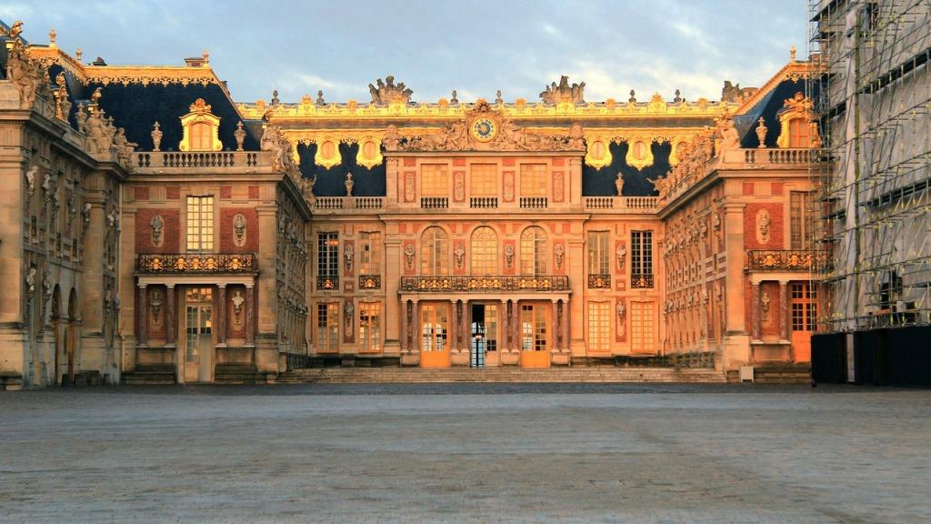 La dynastie des rois Hérode n'auront pas connu le château de Versailles